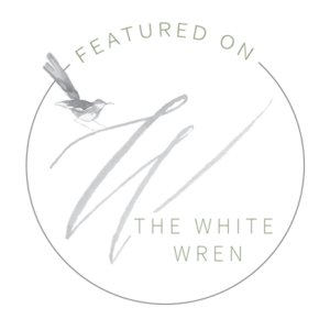 badge the white wren